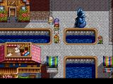 Lunar: Silver Star Story Complete PlayStation Another city, another glimpse of civilization... and hoarding tendencies!