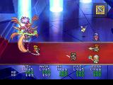 Lunar: Silver Star Story Complete PlayStation Boss battle against a recurrent villain