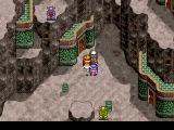 Lunar: Silver Star Story Complete PlayStation Colorful dungeon with palette-swapping dudes