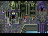 Lunar 2: Eternal Blue Complete PlayStation Imposing purple architecture