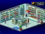 Persona PlayStation Drugstore. Get your drugs here!.. ... What?.. What did I say?..
