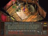 Planescape: Torment Windows Speaking of prostitutes - I hope you understand that no screenshot gallery of this game is complete without Fall-from-Grace's magnificent Brothel for Slaking Intellectual Lusts!