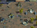 Exodus: The Last War Amiga Selecting strategic building for initial attack