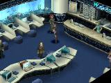 Persona 2: Eternal Punishment PlayStation Cool modern-looking internet cafe