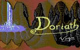 Doriath Commodore 64 Title Screen.