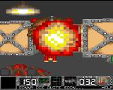 Citadel Amiga Incoming fireball, stores level