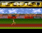 Olimpiada '96 Amiga Javelin throw run