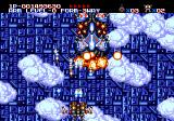 M.U.S.H.A. Genesis This boss fires crazy amounts of homing missiles