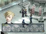Persona 2: Innocent Sin PlayStation Personal conversations and dramatic scenes abound in the game. Note the expression on the character's portrait