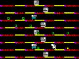 The Lost Tapes of Albion ZX Spectrum Level 2, watch out for the bomb