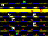 The Lost Tapes of Albion ZX Spectrum A bomb blows up