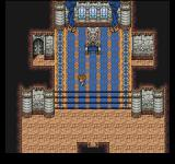 Final Fantasy Anthology PlayStation Final Fantasy V: Empty throne room... hello?..