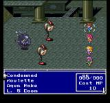 Final Fantasy Anthology PlayStation Final Fantasy V: Sci-fi-themed dungeon. Fighting mechanical foes and opening some cool exotic abilities