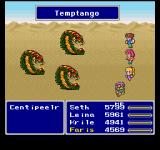 Final Fantasy Anthology PlayStation Final Fantasy V: As a dancer, you can perform seductive tangos!