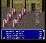 Final Fantasy Anthology PlayStation Final Fantasy V: Weird enemies in a pyramid dungeon!