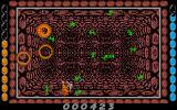 Albedo Atari ST The reflections of the shots at walls is very handy in this level