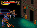 Streets of Rage 2 Windows Boss fight