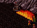 Suikoden PlayStation Trying out a moderate fire spell on this suit of armor