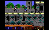 Skull & Crossbones Amstrad CPC Kill the guard.