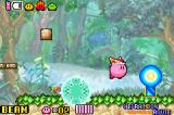 Kirby & The Amazing Mirror Game Boy Advance Sparkles
