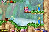 Kirby & The Amazing Mirror Game Boy Advance Select route