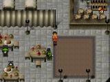 Suikoden II PlayStation A bar in a kobold town! Kobold bartender, kobold customers are drinking...