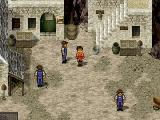 Suikoden II PlayStation A nice town with a somewhat Middle Eastern (or perhaps Mediterranean) feel