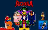 Count Duckula 2 Featuring Tremendous Terence Atari ST Loading Screen.