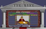 Stock Market: The Game Atari ST First rule on the financial market: never trade (lose) your own money. So I am starting to loan some on the bank to buy shares