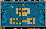 Solomon's Key Atari ST Gameplay on the first level