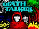 Death Stalker ZX Spectrum Title screen