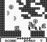 Bubble Bobble Game Boy Life lost