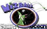 Wizball Commodore 64 Loading Screen.
