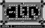 Oxyd 2 Atari ST Impressions from later levels