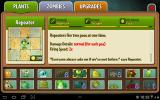 Plants vs. Zombies 2: It's About Time Android Encyclopedia