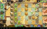 Plants vs. Zombies 2: It's About Time Android Ancient Egypt gameplay