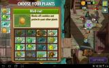 Plants vs. Zombies 2: It's About Time Android Choosing plants in Pirate Seas