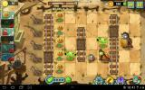 Plants vs. Zombies 2: It's About Time Android Wild west gameplay