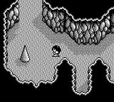 Aretha III Game Boy I don't like the look of this cave