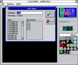 Laserstrike Windows 3.x The game allows the player to edit the existing levels and create their own.