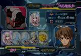 Shirogane no Soleil: Contract to the Future PlayStation 2 Card battle is a turn-based fight.