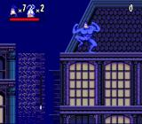 The Tick SNES A fragment of jumping animation