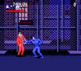 The Tick SNES Hitting one familiar Clarke