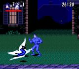 The Tick SNES Called Arthur for help