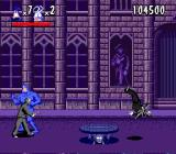 The Tick SNES Strategic use of a level hazard...