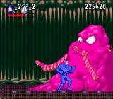 The Tick SNES Alien boss