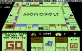 Waddingtons Deluxe Monopoly Commodore 64 Lets play.