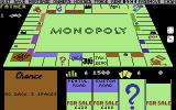 Waddingtons Deluxe Monopoly Commodore 64 Landed on Chance.