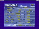 Front Page Sports: Ski Racing Windows The player's controls