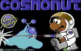 Cosmonut Commodore 64 Loading Screen.
